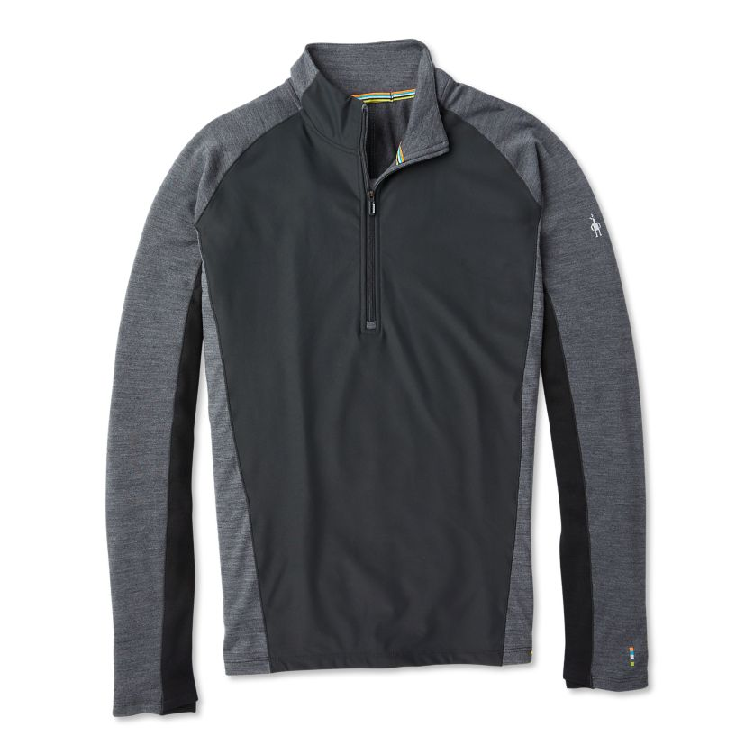 Smartwool 2020 Men's Merino Sport 250 Wind 1/2 Zip Baselayer Top