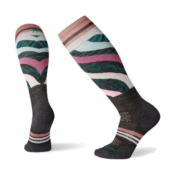 Smartwool 2020 Women's PhD Ski Light Pattern Sock