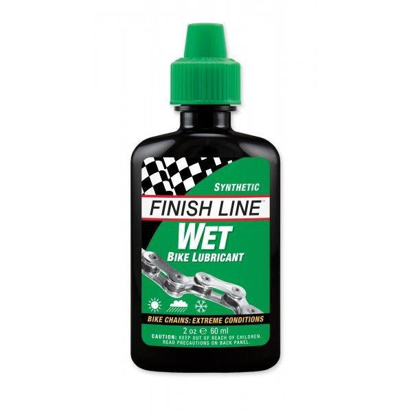 Finish Line WET LUBE 2Oz-Bike Accessories-Kunstadt Sports