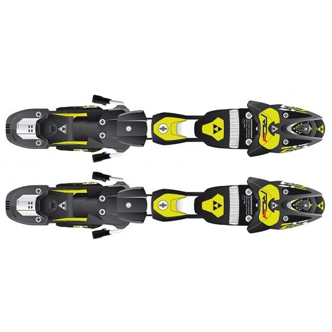 Fischer - 2010 RC4 Z13 FF-Alpine Ski Bindings-Kunstadt Sports