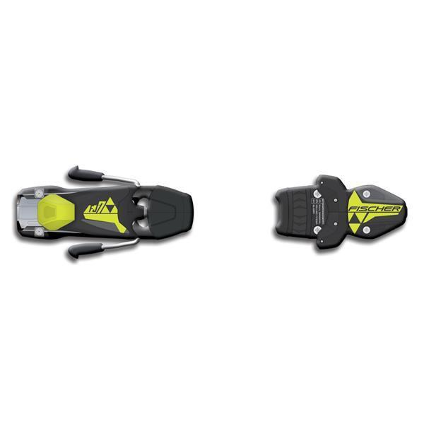 Fischer - 2017 FJ7 AC Brake 78-Alpine Ski Bindings-Kunstadt Sports