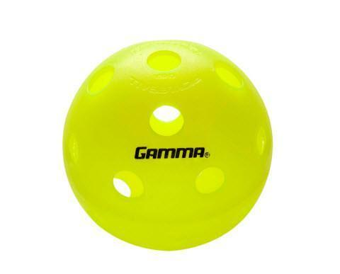Gamma - Photon Indoor Pickleball Green Pack of 3-Pickleball-Kunstadt Sports