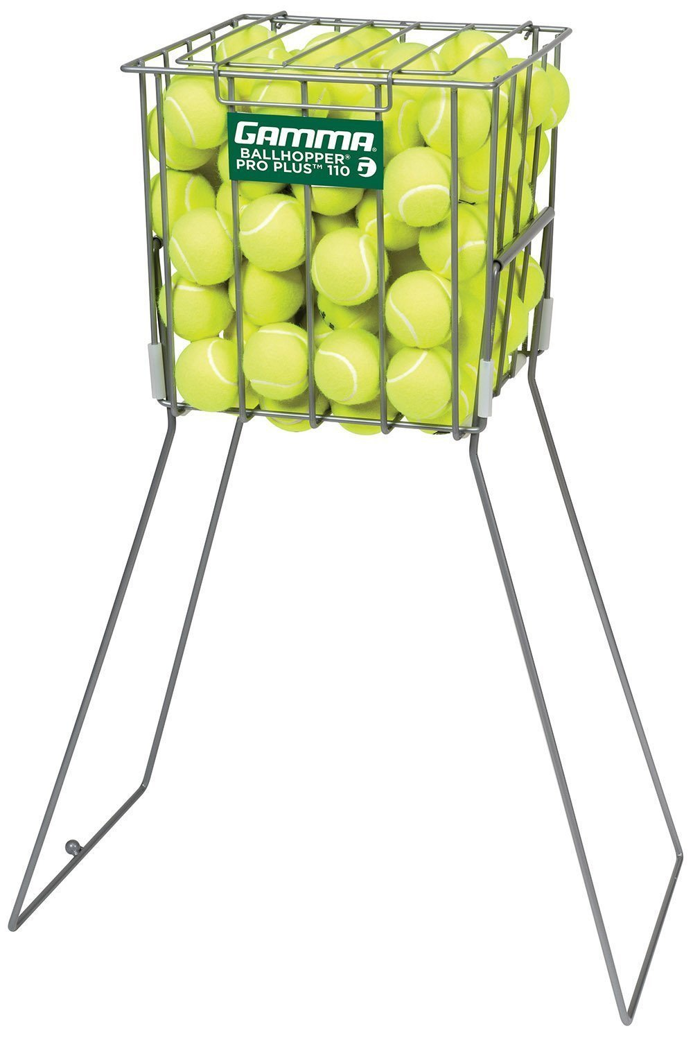 Gamma - Pro Plus 110 Ballhopper-Tennis Accessories-Kunstadt Sports