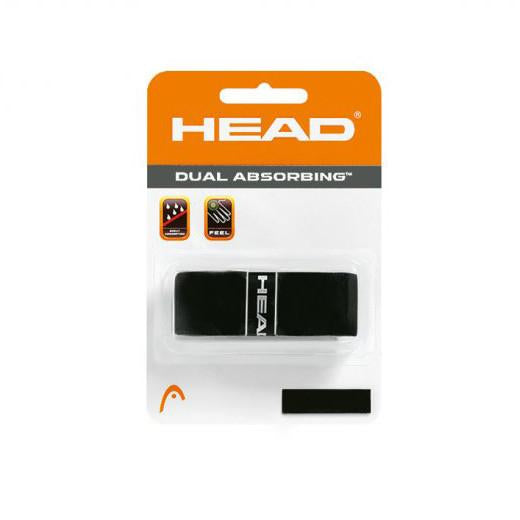Head - Dual Absorbing Grip-Tennis Accessories-Kunstadt Sports