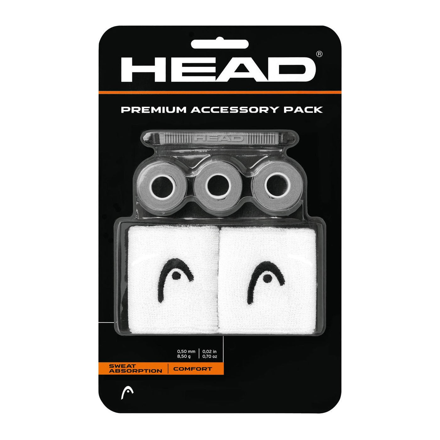 Head - Premium Accessory Pack-Tennis Accessories-Kunstadt Sports