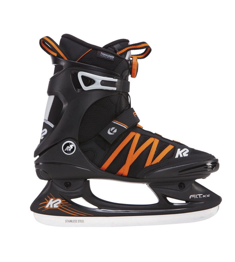 K2 - 2018 F.I.T. BOA ICE SKATES-Skating-Kunstadt Sports