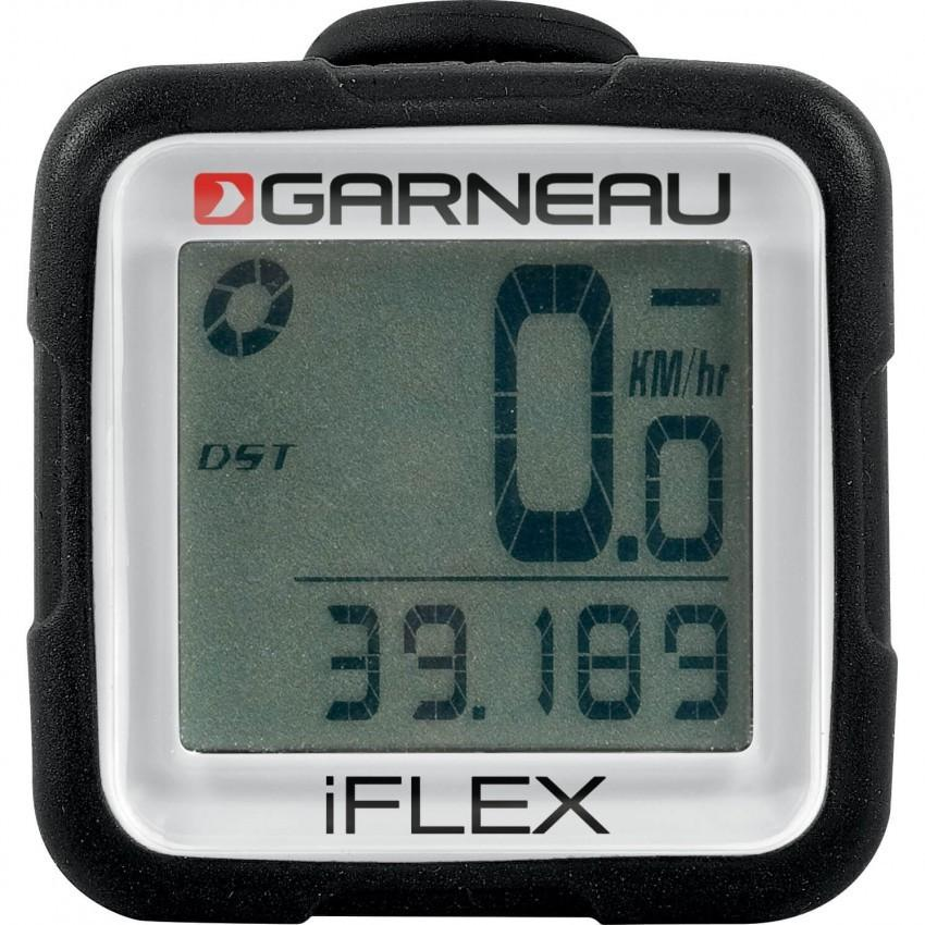 Louis Garneau - 2017 I Flex Cyclometer-Bike Accessories-Kunstadt Sports