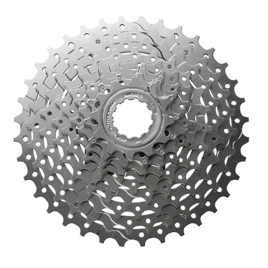 Shimano - CS-HG400-9 9sp Cassette-Bike Parts-Kunstadt Sports
