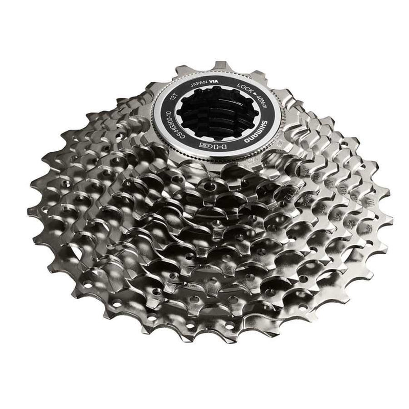 Shimano - CS-HG500-10 10sp Cassette-Bike Parts-Kunstadt Sports