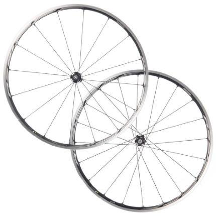 Shimano - WH-RS81-C24-CL 24mm Carbon Clincher Wheel Set (PAIR)-Bike Parts-Kunstadt Sports