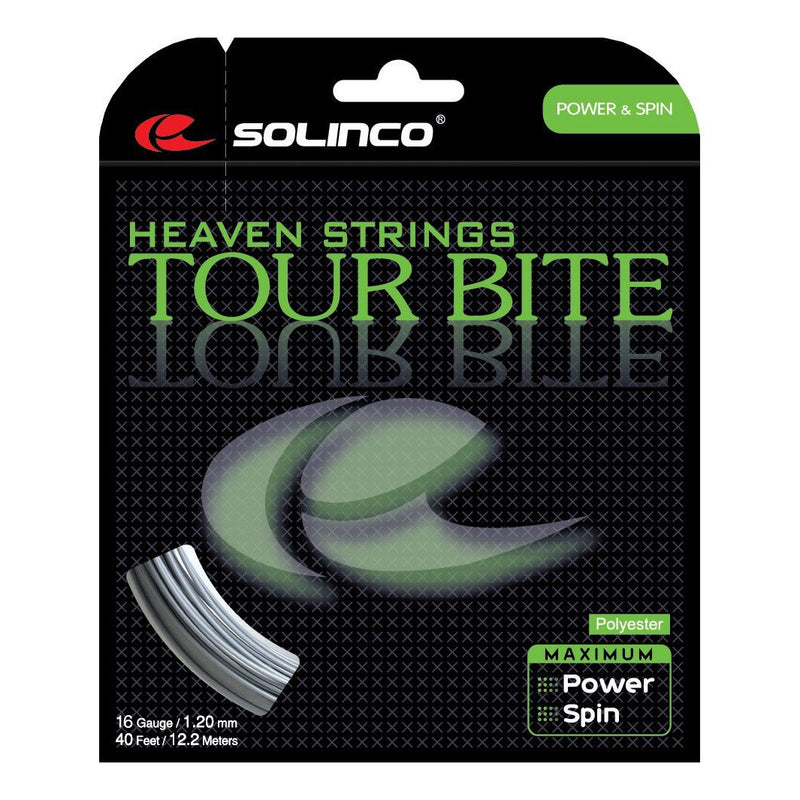 Solinco - Tour Bite String-Tennis Accessories-Kunstadt Sports