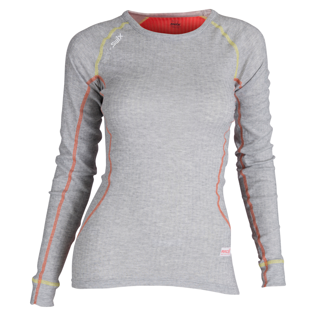 Swix - 2018 Women's Race X Bodywear Long Sleeve-Nordic Clothing-Kunstadt Sports