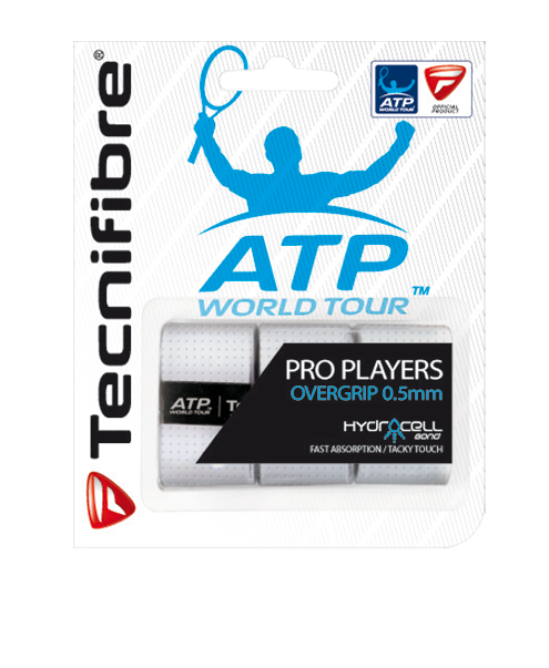 Technifiber - Pro Players Hydrocell Overgrip-Tennis Accessories-Kunstadt Sports