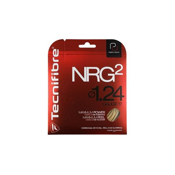 Tecnifiber - NRG2 Racquet String-Tennis Accessories-Kunstadt Sports