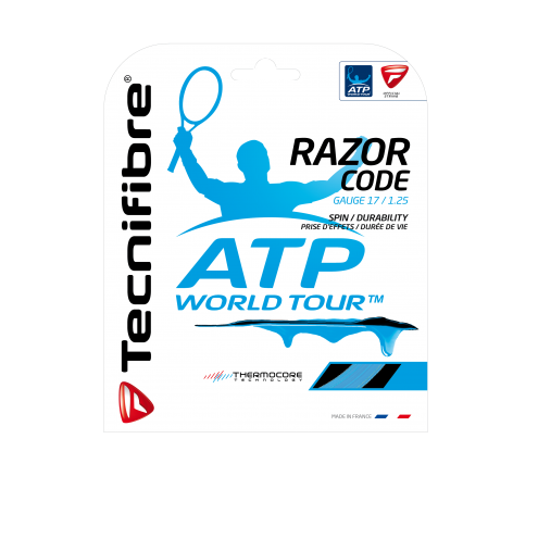 Tecnifibre - Razor Code String-Tennis Accessories-Kunstadt Sports