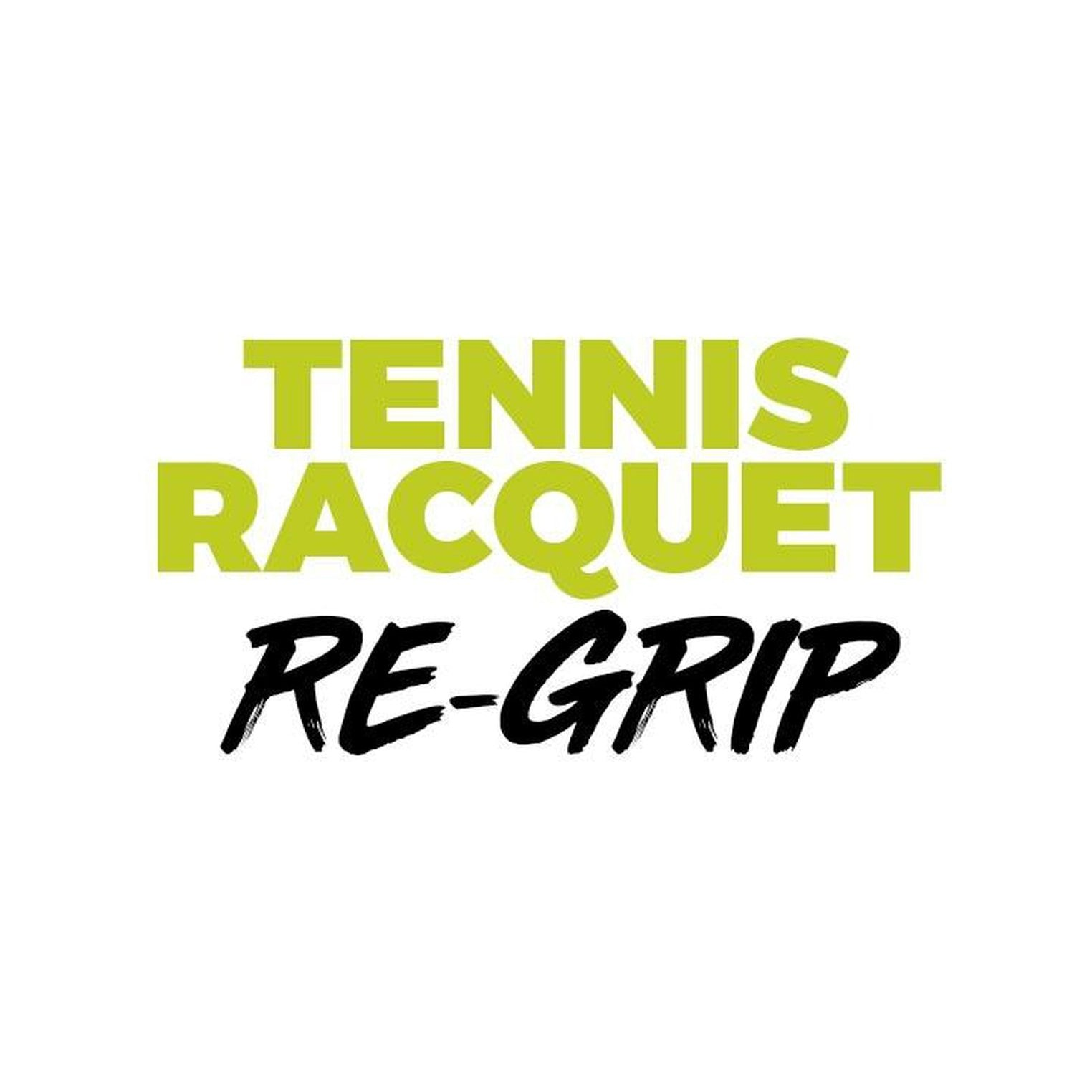 Racquet Re-Gripping