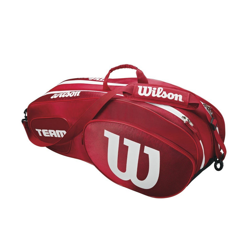 Wilson - 2018 Team III 6 Pack-Tennis Accessories-Kunstadt Sports