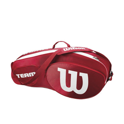 Wilson - 2018 Team III Triple Bag-Tennis Accessories-Kunstadt Sports