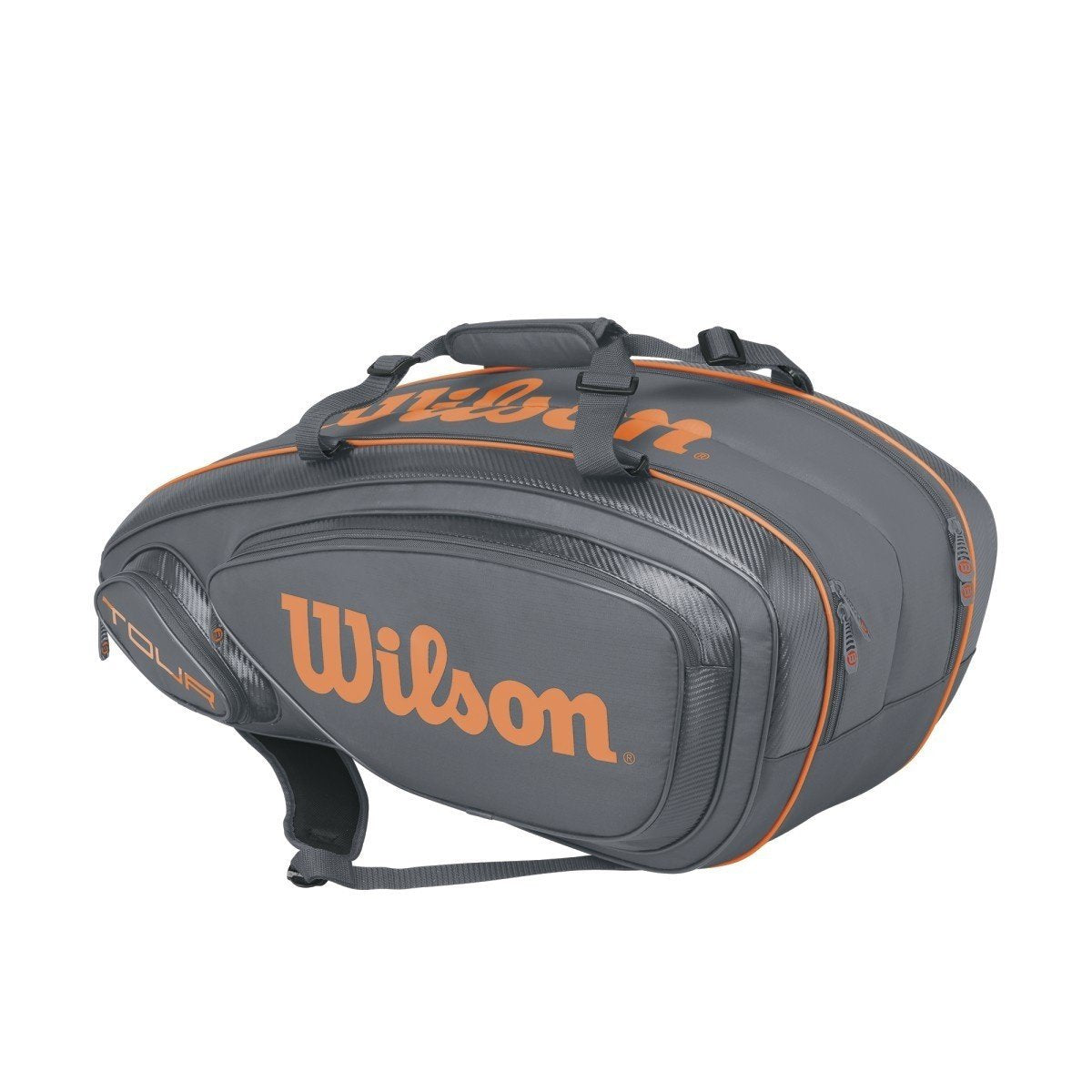 Wilson - 2018 Tour V 9 Pack-Tennis Accessories-Kunstadt Sports