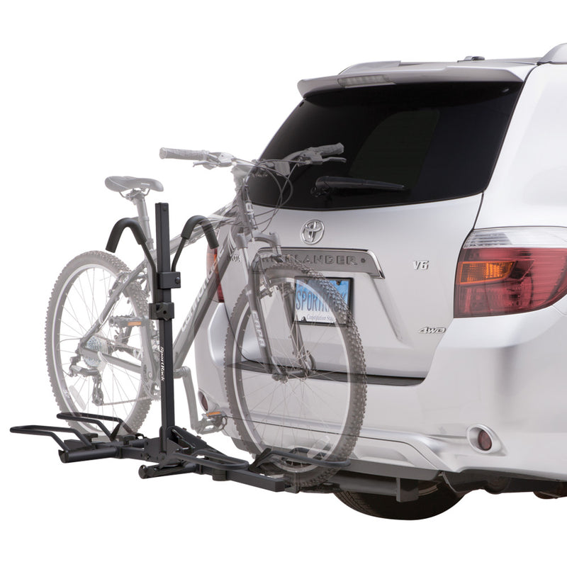 SportRack Crest 2 Locking Platform Bike Rack
