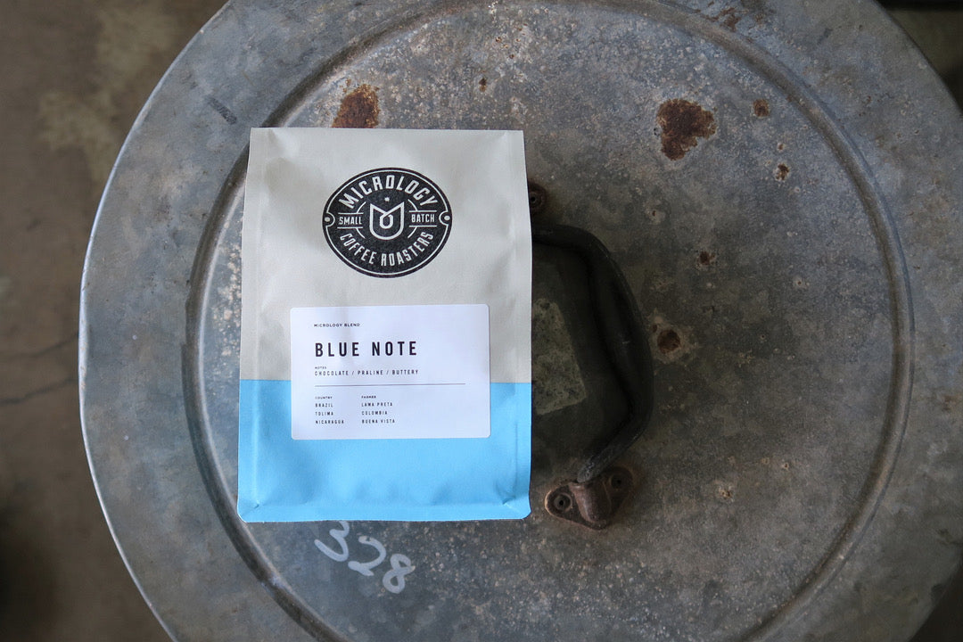 Blue Note Coffee Beans