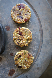 Breakfast Granola Cookies