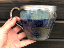 Load image into Gallery viewer, Large Mug with Crystal Glaze