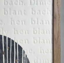 Load image into Gallery viewer, 'Heno, heno. hen blant bach'