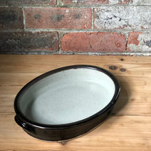 Load image into Gallery viewer, Oval baking dish
