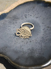 Load image into Gallery viewer, Tagua and Silver Filigree Dress Ring