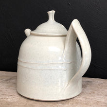 Load image into Gallery viewer, Pale Blue Porcelain Teapot