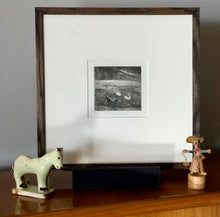 Load image into Gallery viewer, Horses bathing