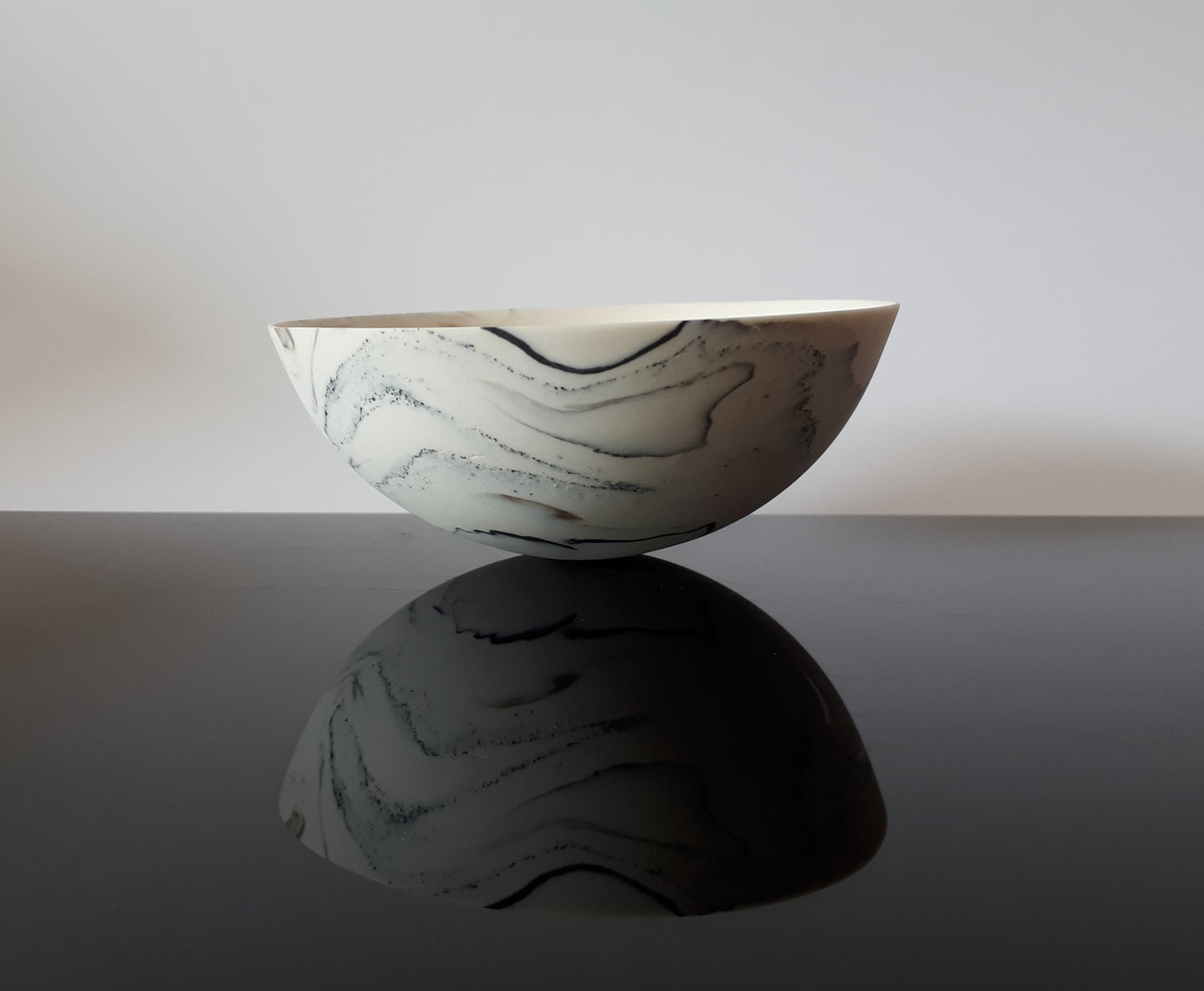 Porcelain Rocking Bowl