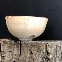 Load image into Gallery viewer, Unique stoneware Bowl with single lug