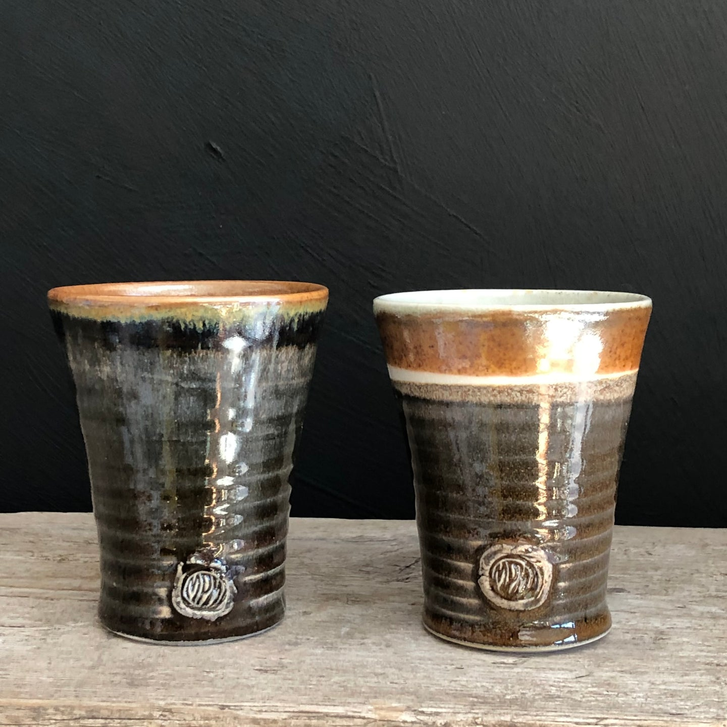 Porcelain Beakers