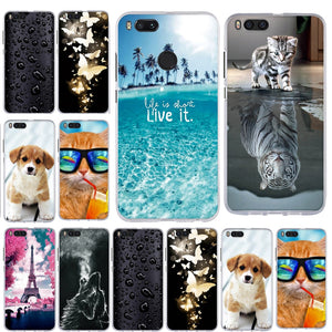 Silicone Case For Xiaomi Mi A1 Mi 5X A2 6X MAX 3 Mix 2S Note 3 Mi 8 SE Case Cover TPU Phone Case For Xiaomi Mi 8 SE Cover Coque