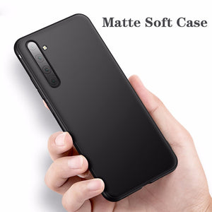 6.4'' For OPPO Realme XT Case  Full Protection Soft Silicone Back Case For OPPO Realme X2 Cover RMX1991 RealmeX2 x 2 Case Fundas