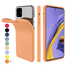 Load image into Gallery viewer, For Samsung Galaxy A51 Case Slim Soft TPU Phone Case Built-in Velvet Material Anti-Scratch Protective Cover For Samsung A71 S20
