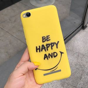 Redmi 4A Case For Xiomi Xiaomi Redmi 4A 4 a a4 Cartoon Soft Case Ultra Slim TPU Silicone Cover For Xiaomi Redmi 4A Phone Cases