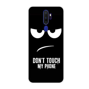 Popular Case For Oppo A9 A5 2020 Case Soft TPU Cool Phone Cases For Oppo A5 A9 2020 Back Cover Case For OPPO Reno2 Z Reno2 F 2Z
