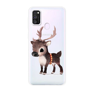 6.4'' For Samsung M30S Case Silicone Soft Cute TPU Phone Case For Samsung Galaxy M30S Back Cover M307F 2019 S20 Ultra S20+ S 20