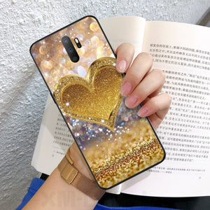 Reayou Diamond lace bow love Black Soft Shell Phone Case Capa For OPPO A83 1 71 72018 5S X5S X7 1K 73S X7 PRO 11X