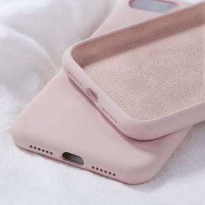 Soft Matte Case For Oppo A7X Case For Oppo F3 A77 A9 A57 A59 R17 F11 A5 2020 A11X Realme X 5 Pro Reno 10 2Z X2 K5 Ace Cover