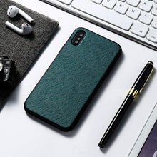 Load image into Gallery viewer, Cloth Texture Case For OPPO Realme 3 5 Pro C2 X XT 2Z Reno Ace Z 10X F11 Pro A1k K1 A3 A5 A7 A9 2020 F7 R11 Plus R17 R1S Covers