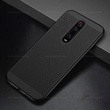 Load image into Gallery viewer, Cooling Mesh Case For Xiaomi Mi 9T Pro mi9t mi9 t pro mi9tpro Heat Dissipation Hard PC Cover on For Redmi K20 Pro K 20 Pro 20pro