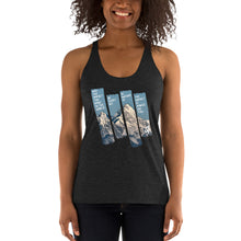 Load image into Gallery viewer, Run The Himalayas Racerback Tank