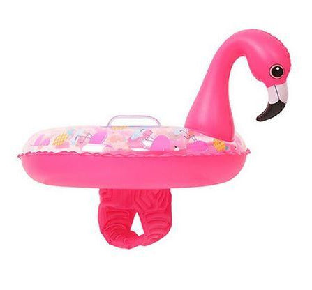 bouee flamant rose pour bebe