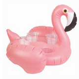 mini bouee flamant rose