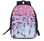 cartable flamant rose de camargue