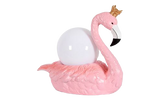 lampe flamant rose led ampoule chambre enfant adulte